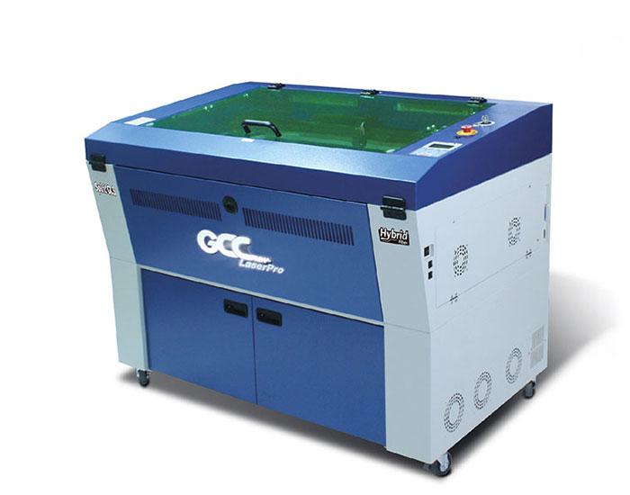 GCC LaserPro Spirit Hybrid